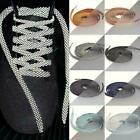 Ultra Reflective Fibers 1.2m Safety Flat Laces Sports New Shoelaces M0O4