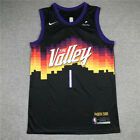 SHIP FROM US!!!DEVIN BOOKER Phoenix Suns THE VALLEY CITY EDITION Swingman Jersey