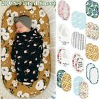 2PCS Baby Moses Basket Bed Baby Crib Care Pad Covers Fitted Sheet Bassinet Sheet