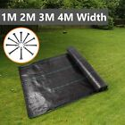 Weed Control Fabric Landscape Garden Ground Cover Membrane Sheet Mat With Pegs