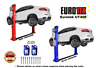 More images of 2 Post Lift Car Lift Eurotek UT40E RED or BLUE Oil Included 1 Phase or 3 Phase