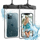 Luminous Waterproof Pouch Phone Dry Bag Case For iPhone 11 12 Pro Max X XS XR
