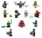 LEGO Marvel Collectible Minifigures 71031 CMF Loki - What If - NEW you pick!