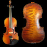 More images of Strad style SONG Brand Maestro 5 stirngs violin 4 / 4 left hand 4 / 4 #11572