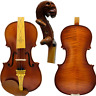 More images of Strad style SONG Maestro carving scroll violin 4 / 4,huge and resonant sound#15174