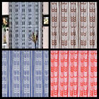 """""""Poly Jaquard""""  String Fly Door Curtain Curtains"""