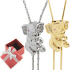 Adjustable Elephant Charm on Chain Y-Necklace ~ 17""