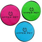 "Hyper Pet FLIPPY FLOPPER 9"" Flying Floppy Disc Dog Puppy Frisbee Fech Toy"