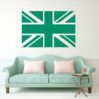 Union Jack Flag British Wall Sticker Room Decor Bedroom Diy Decal Mural Art A258