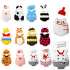 Baby Animal Outfit Set + Hat (Bee, Ladybird, Chef, Giraffe, Elephant, Chicken)