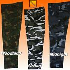 Mens Army  Camo Camouflage Combat Trousers FREE Postage