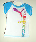 Puma Toddler Girls T-Shirt SIZE- 2T ,3Tor 4T NEW