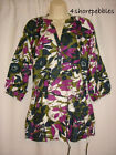 New Wallis Tunic Top Shirt Dress 8 10 12 Purple Green Blue Cream Bold Print