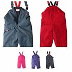 TOGZ BOYS GIRLS CHILDRENS WATERPROOF RAIN OVER TROUSERS DUNGAREES SALOPETTES