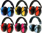 ADULT FOLDING EAR DEFENDERS EAR MUFFS EARMUFFS SNR 30dB PRO QUALITY PROTECTION