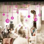 Christmas Ball Show Window Shopwindow Wall Art Decoration Sticker from 20 Colour