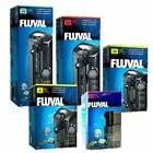FLUVAL U1 U2 U3 U4 INTERNAL POWER FILTER AQUARIUM FISH TANK FILTRATION MEDIA