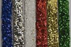 "50 g Coarse PVC Glitter 040"" - Choose from Red, Green, Gold, White, Silver, Blue"