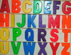 pick 1 Vintage Fisher price little people ABC LETTER ALPHABET school house/desk