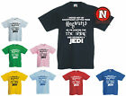 Hogwarts LOTR Jedi funny spoof Childrens Kids t-shirt 1-13 years Harry Potter