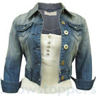 denim waist coat