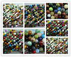 Wholesale 4mm 6mm 8mm 10mm 12mm Natural Gemstone round loose beads 15.5inch