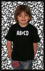 37A Kindershirt T-Shirt Lucky Fashion ABCD
