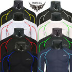 EMFRAA mens COMPRESSION TOP Skin SHIRTS base layer tight cool dry top S~XXL