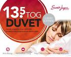 Bedding Anti-Allergy Polyester Cotton Hollowfibre Duvet Quilts13.5 Tog 4 Sizes