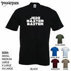 'Jedi Master Baiter'. - Funny men's Star Wars Fishing T-shirt. S-XXL