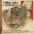 The Idler Wheel Is Wiser Than the Driver of the Screw... Fiona Apple CD Sealed !