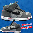 NEW TODDLERS INFANTS NIKE DUNK HI TOPS LACE UP TRAINERS UK SIZE 6 7 8 9 9.5