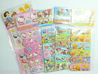 6 pack of 10cm Children's Character Rulers / Magnetic Bookmarks for Party Packs