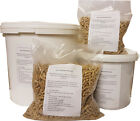 WOOD PELLET CAT LITTER AND IDEAL FOR OTHER SMALL ANIMALS