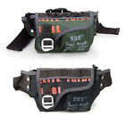Cool new small Men womem fanny pack purse cell phone waist bag nylon bum case 53