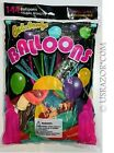 "12 "" Latex Balloons Assorted Birthday Pink,Orange,Blue,White Helium Rubber 144"