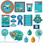Octonauts Party Adventure Plates Cups Balloons Favours One Listing PS