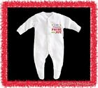 BabyGro / Sleepsuit Boy/Girl/Unisex - i am poppys pride and joy