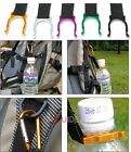 5x Mixed Lots Carabiner Belt Clip Key Chain with Water Bottle Hook Clamp Holder