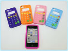 Fun, Novelty Iphone 4g/4gs Calculator Design Silicon Case