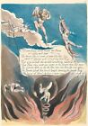 America Prophecy Plate 7 Albions Angel Stood William Blake 1793 Art Poster/Pho