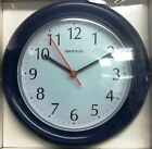 KITCHEN WALL CLOCK 21cm QUARTZ MOVEMENT IN DIFFERENT COLOURS ACCTIM BENTIMA