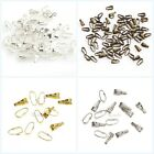 Wholesale Charm 100 Pcs Open Copper Connectors Findings For Jewelry Making 6mm