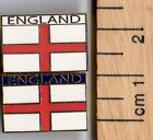 England Flag Badge Rugby Football St George Sports Patriot English Council Tour