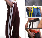 Fashion Mens Tracksuit Long Casual Pants Straight jogging Sports Trousers 4size