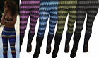New Womens Warm Zig Zag Pattern Thick Stretch Ladies Long Leggings Jeggings