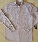 BILLABONG. Long Sleeve Casual Shirt. 100% Cotton. RRP $79.99. Sizes Sm - XL.