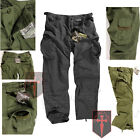 Helikon Black SFU Tactical MENS Combat Trousers Special Forces Cargo Pants