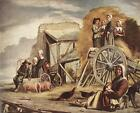 Photo Print The Cart or Return from Haymaking Le Nain Brothers - in various size
