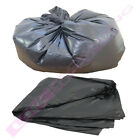 "BLACK PLASTIC POLYTHENE REFUSE SACKS BAGS 18x29x39"" CHEAP *MULTI ITEM LISTING*"